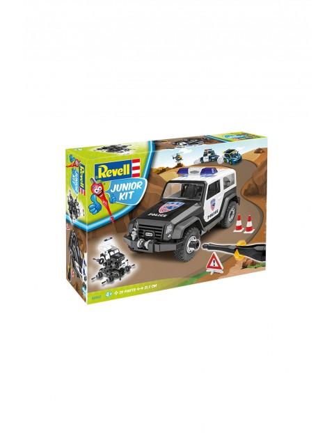 Junior Kit- Samochód policyjny 1Y33DJ