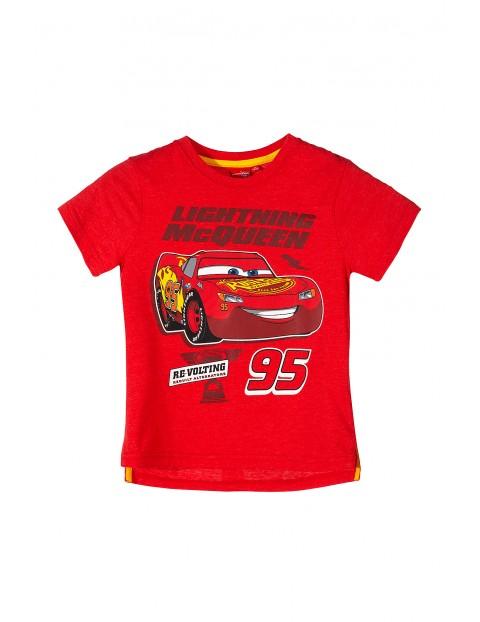 T-shirt chłopięcy Auta 1I34D1