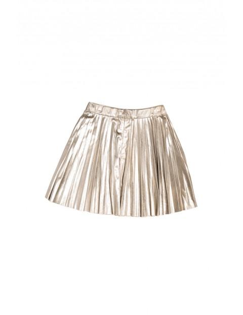 Spódnica dziewczęca plisowana 3Q35A5