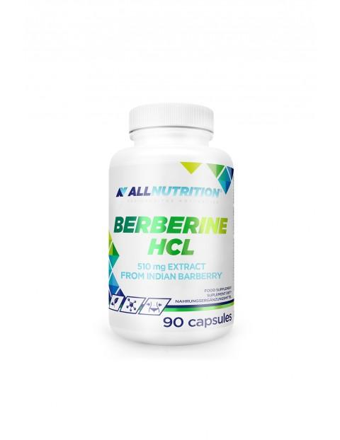 Suplementy diety - Allnutrition Berberine HCl - 90 kapsułek