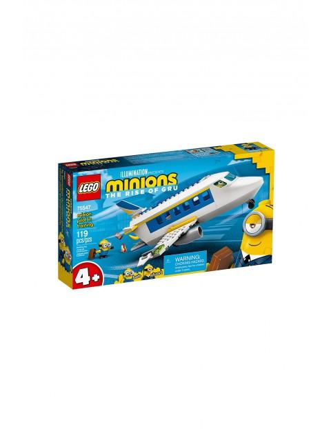 Klocki LEGO® Minions Nauka pilotażu Minionka 75547 wiek 4+