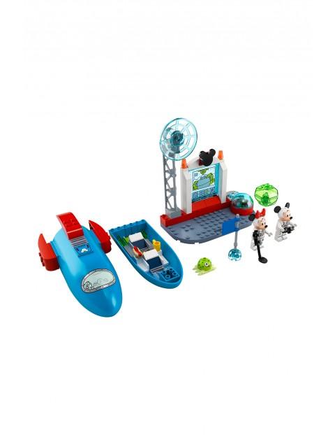 LEGO® ǀ Disney Mickey and Friends Kosmiczna rakieta Myszki Miki i Minnie - 88 elementów wiek 4+