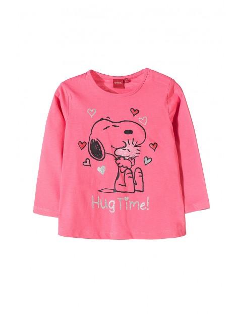 Bluzka niemowlęca Snoopy 5H35A1