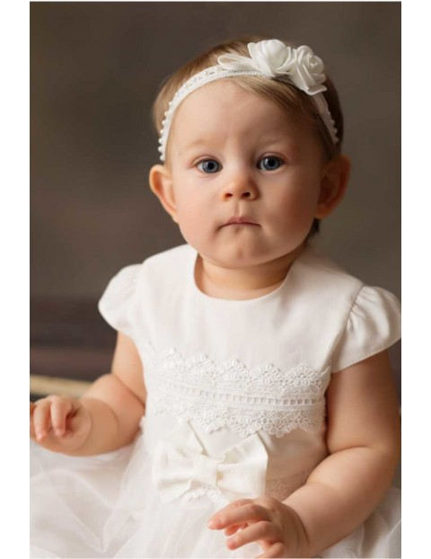Sukienka niemowlęca do chrztu- Amanda