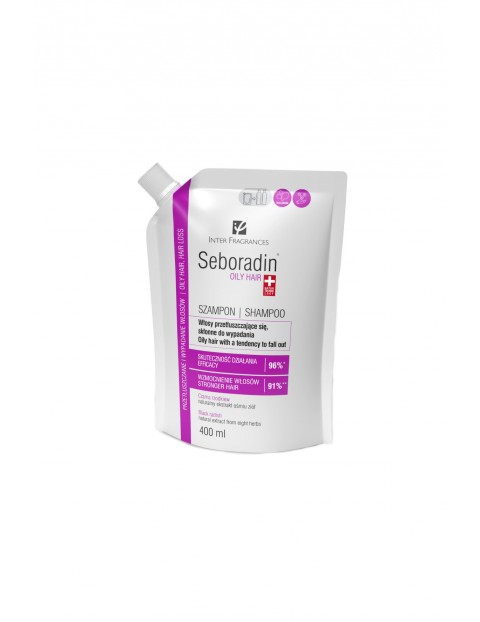 Seboradin Niger szampon - 400ml  (-zapas)