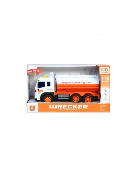Auto ciężarowe Cysterna 1Y35D0
