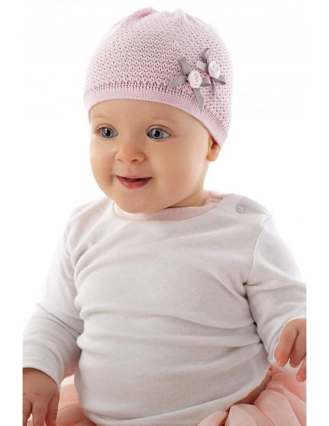 Czapka niemowlęca 5X32AX
