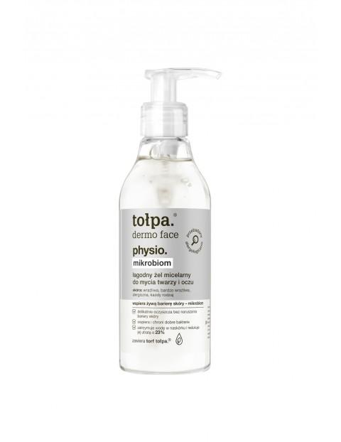 Łagodny żel micelarny do mycia twarzy i oczu Tołpa 95 ml