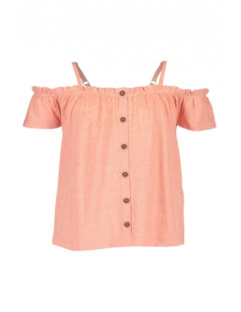 Bluzka hiszpanka dla dziewczynki