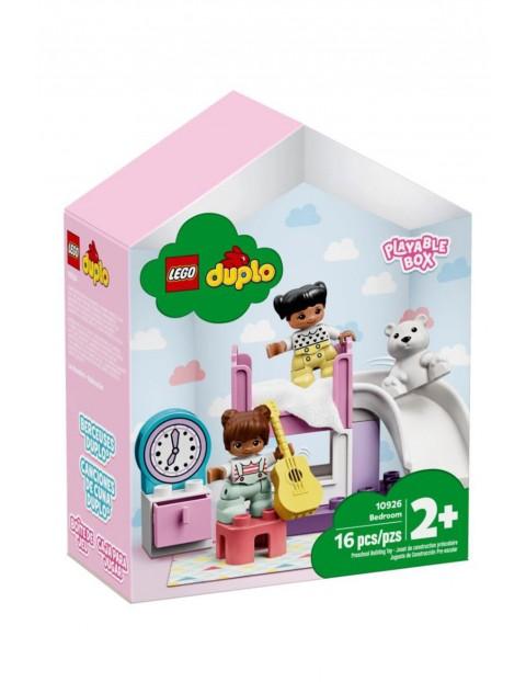 Klocki Lego Duplo - Sypialnia  - 16el wiek 2+