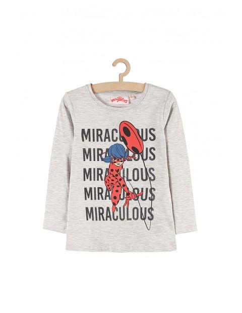 Bluzka dziewczęca z długim rękawem Miraculous