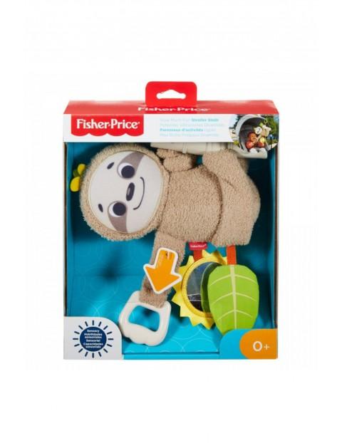 Fisher Price Aktywizujący leniwiec do wózka 0msc+