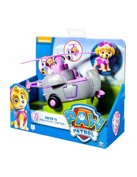 Psi Patrol Pojazdy z figurkami Skye