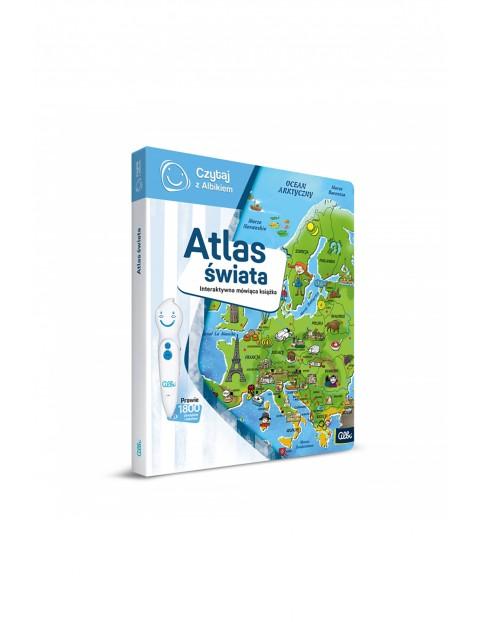Czytaj z Albikiem - Atlas Świata - Interaktywna mówiąca książka