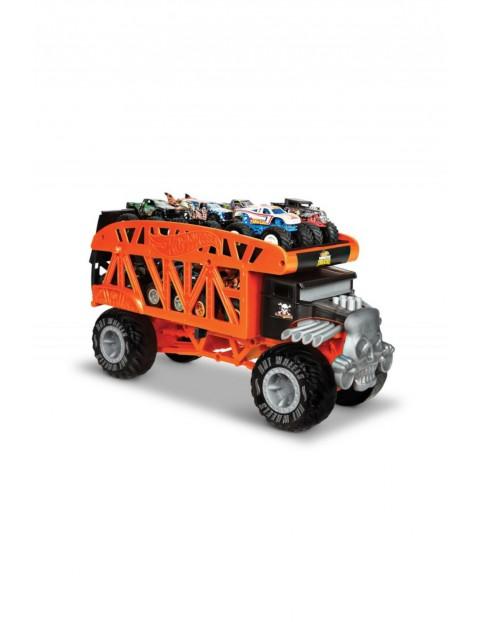 Hot Wheels Monster Trucks - Monster Transporter wiek 3+