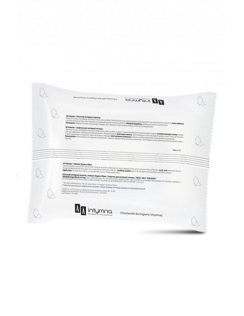 AA Intymna Ochrona&Pielęgnacja chusteczki do higieny intymnej Sensitive 20 szt