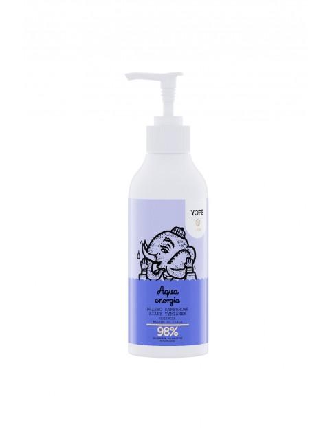 YOPE odżywczy balsam Aqua drzewo kamforowe/biały tymianek - serio SOUL - 300 ml