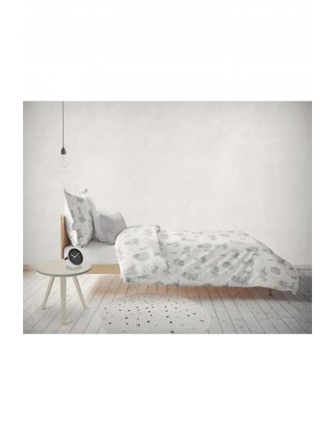 Pościel bawełniana dla dziecka Niedźwiedzie - 140x200 cm