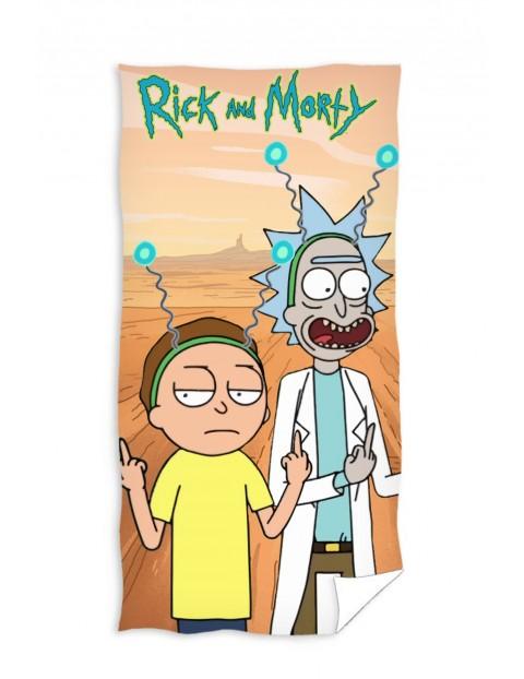 Ręcznik kąpielowy 70x140cm Rick and Morty