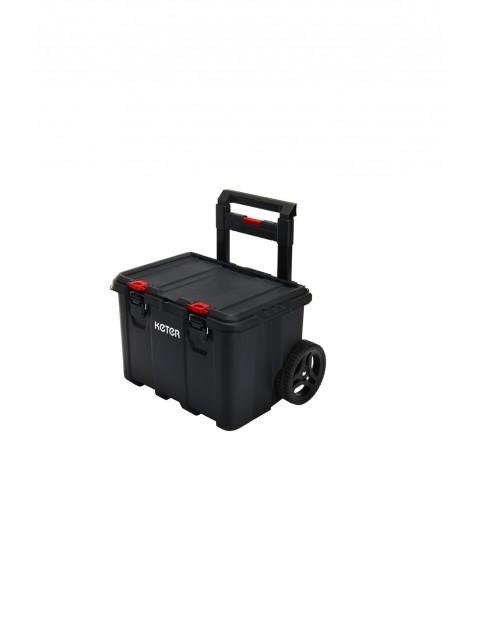 Skrzynka na narzędzia na kółkach Mobile cart Stack'N'Roll