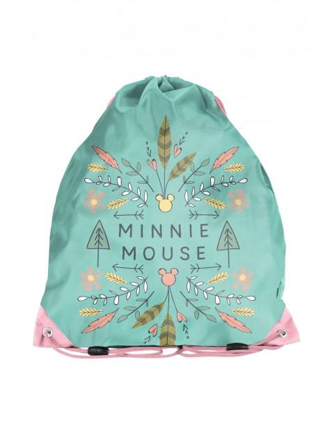 Worek na buty Myszka Minnie