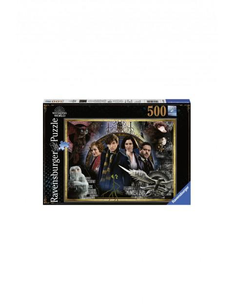 Puzzle Fantastyczne Zwierzęta 500 elementów