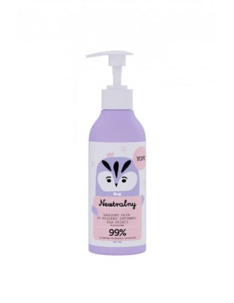 Naturalny płyn do higieny intymnej dla dzieci 300 ml