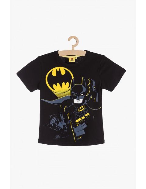 Koszulka dla chłopca Lego Batman czarny