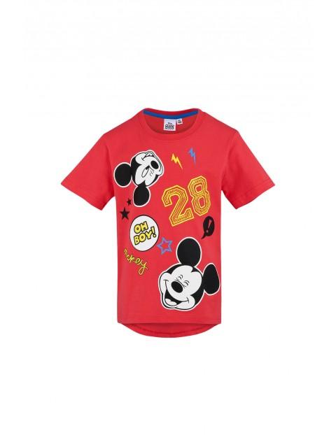 T-shirt chłopięcy 1I34D8