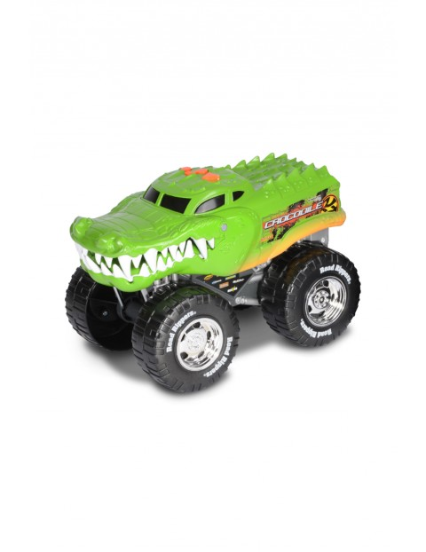 Samochód Krokodyl 3+