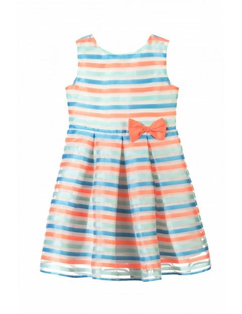 Sukienka dziewczęca 3K3212