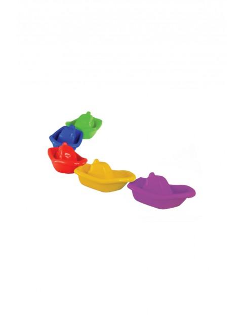 Łódeczki zabawki do kąpieli