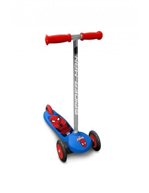 Hulajnoga chłopięca 3kołowa Spiderman