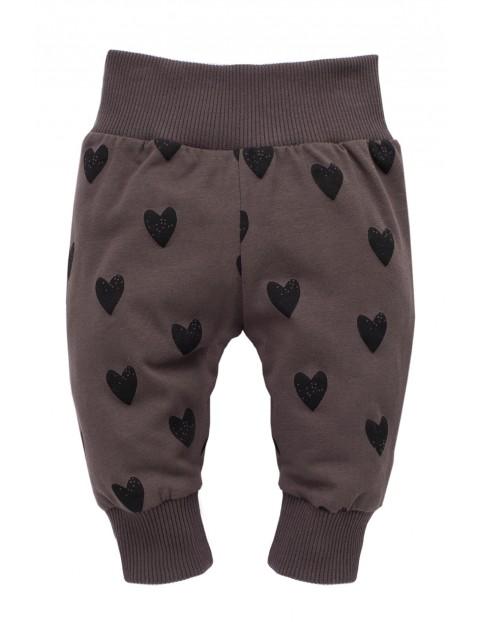 Spodnie dresowe niemowlęce Little Bird