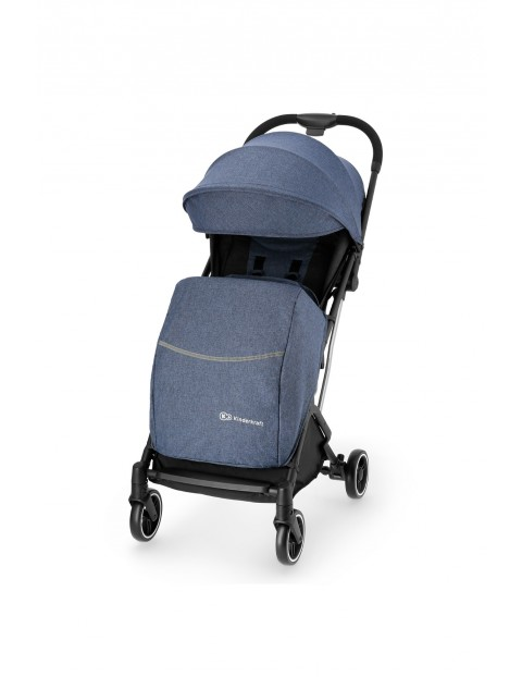Kinderkraft wózek spacerowy Indy denim do 15kg