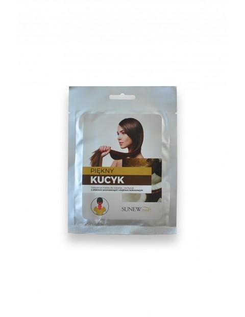SunewMed+ Maska do włosów PIĘKNY KUCYK (kokos) 1 szt