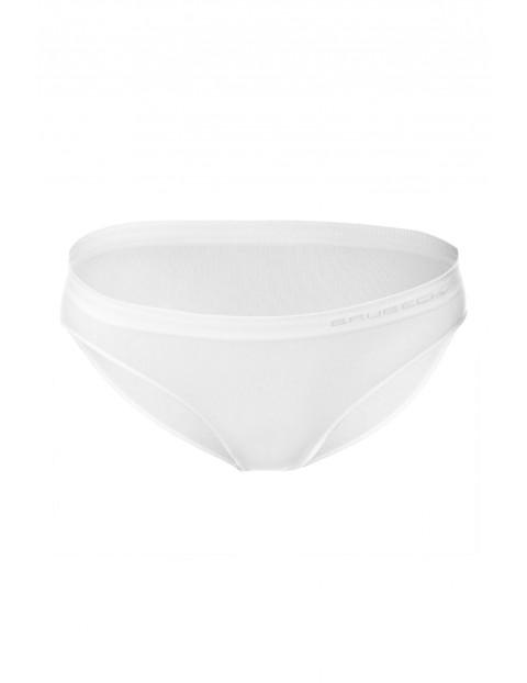 Majtki damskie bikini COMFORT COTTON kolor biały