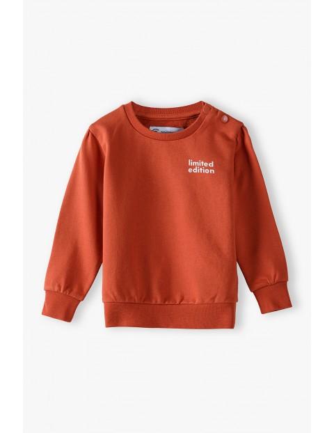Bluza dresowa dziewczęca -  Limited Edition