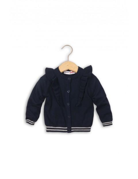 Sweter niemowlęcy 5C34A5