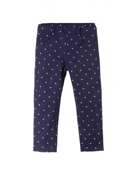 Spodnie dziewczęce 3L3506
