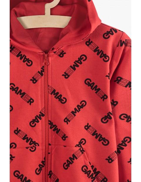 Bluza dresowa dla chłopca - Gamer