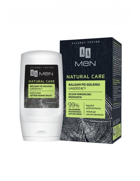 AA Men Natural Care balsam po goleniu 100 ml