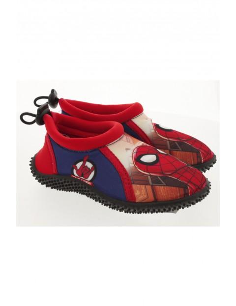Buty do wody Spiderman - czerwone