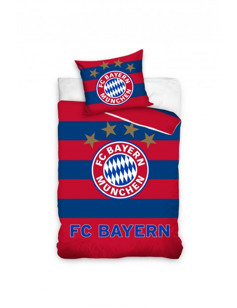 Pościel chłopięca FC Bayern 2Y35DN