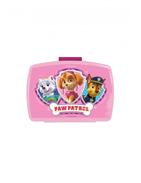 Paw Patrol pudełko śniadaniowe