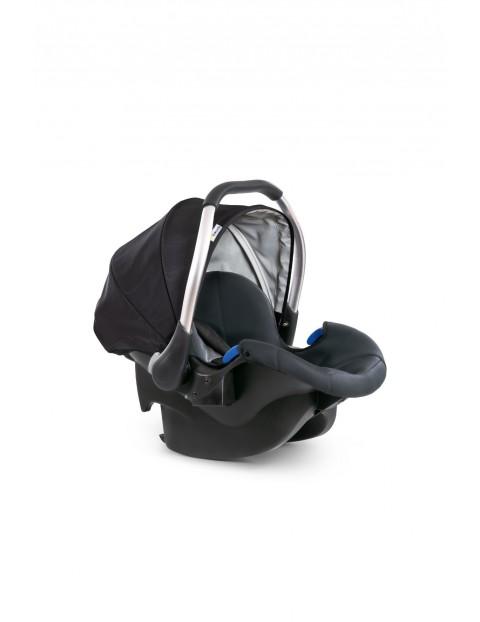 Hauck fotelik Comfort Fix - czarno - szary 0-13kg