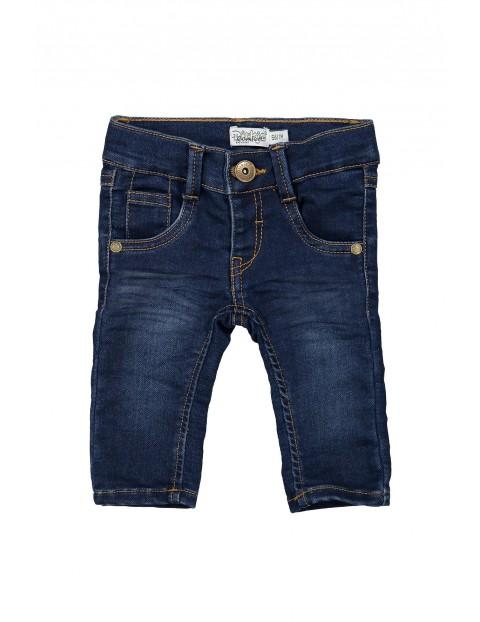 Spodnie chłopięce jeansowe 1L35A1