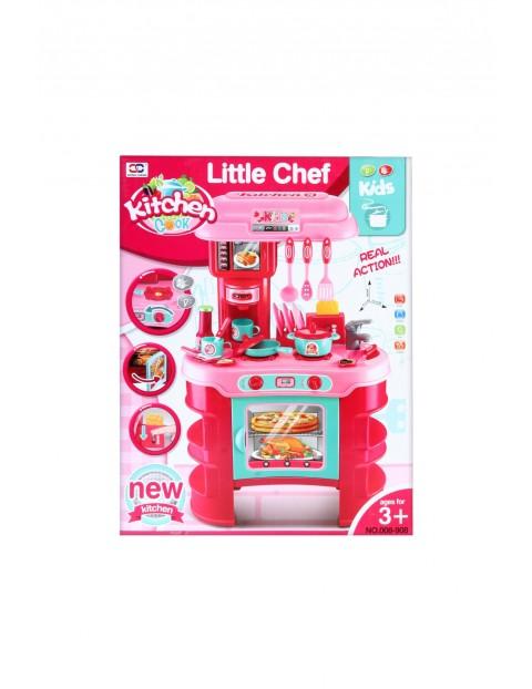 Kuchnia z akcesoriami- zabawka 3Y35CE