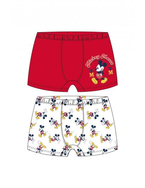 Bokserki chłopięce 2pak Myszka Mickey