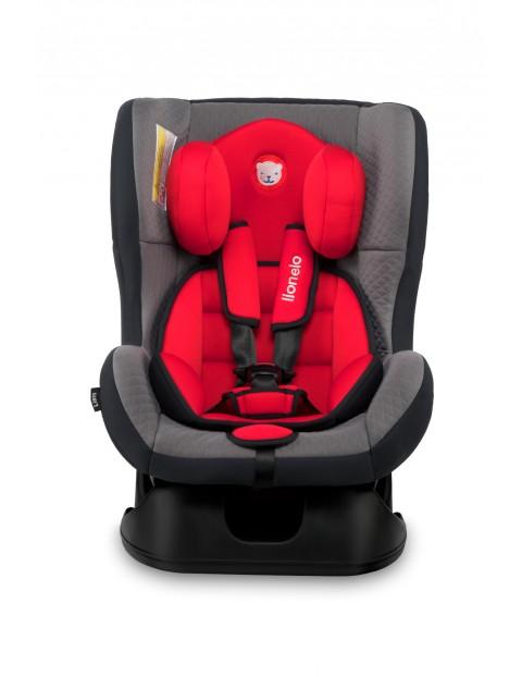 Fotelik Samochodowy Liam czerwony 0-18kg
